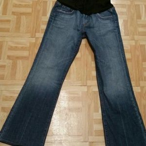 maternity jeans citizens of humanity